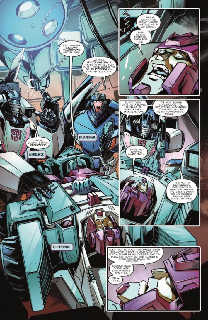 Transformers_vs_Vis_04-pr-4 ComicList Previews: TRANSFORMERS VS VISIONARIES #4