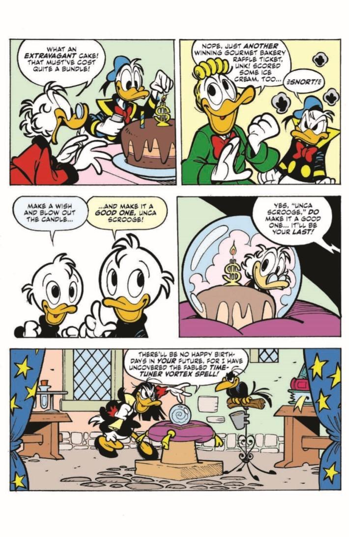 Uncle_Scrooge_41-pr-6 ComicList Previews: UNCLE SCROOGE #41