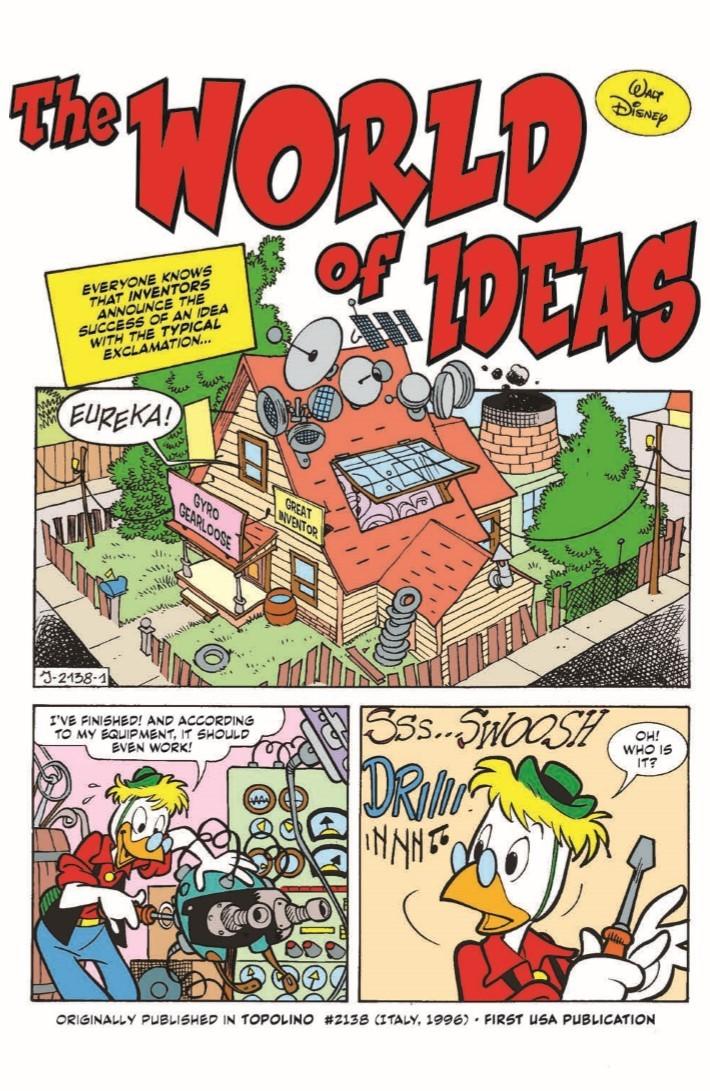 Uncle_Scrooge_42-pr-3 ComicList Previews: UNCLE SCROOGE #42