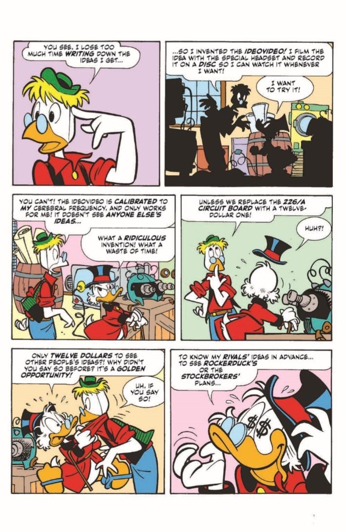 Uncle_Scrooge_42-pr-6 ComicList Previews: UNCLE SCROOGE #42