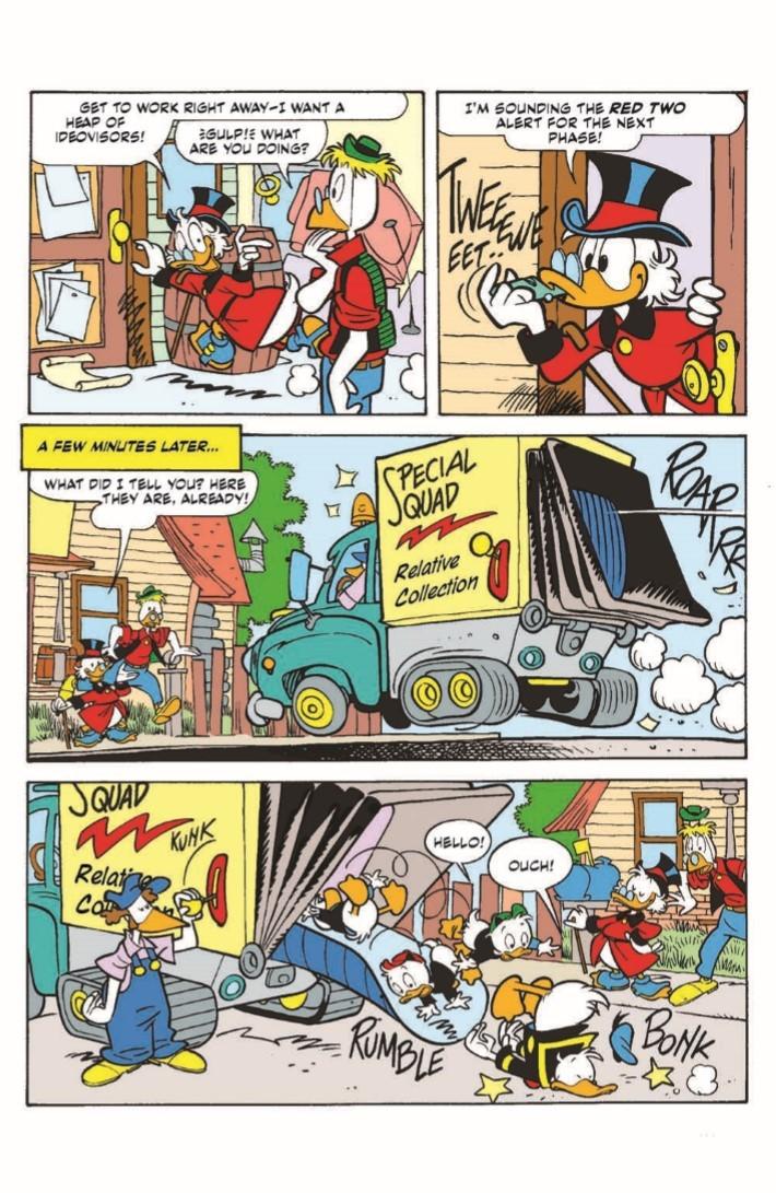 Uncle_Scrooge_42-pr-7 ComicList Previews: UNCLE SCROOGE #42