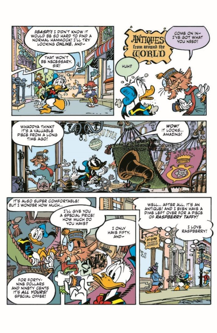 Uncle_Scrooge_43-pr-6 ComicList Previews: UNCLE SCROOGE #43