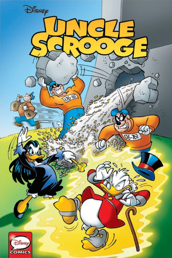 Uncle_Scrooge_Whom_the_Gods_Would_Destroy-pr-1 ComicList Previews: UNCLE SCROOGE VOLUME 11 WHOM THE GODS WOULD DESTROY TP