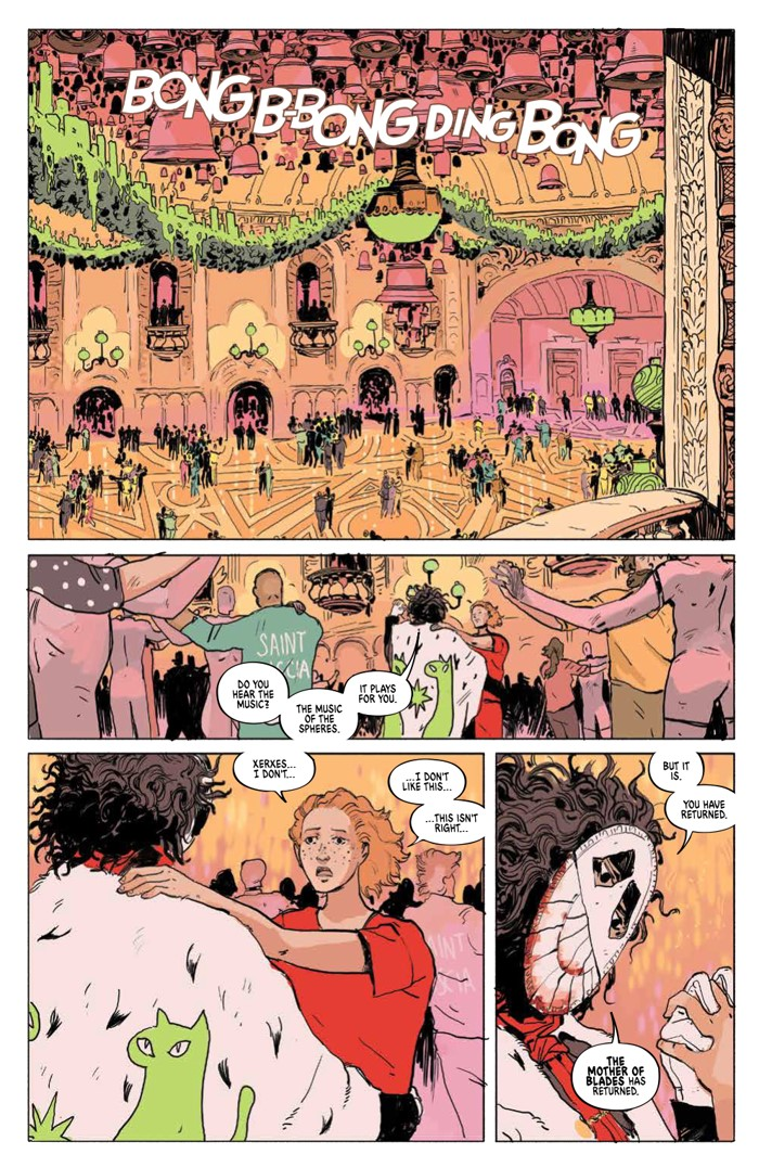Unsound_006_PRESS_3 ComicList Previews: THE UNSOUND #6