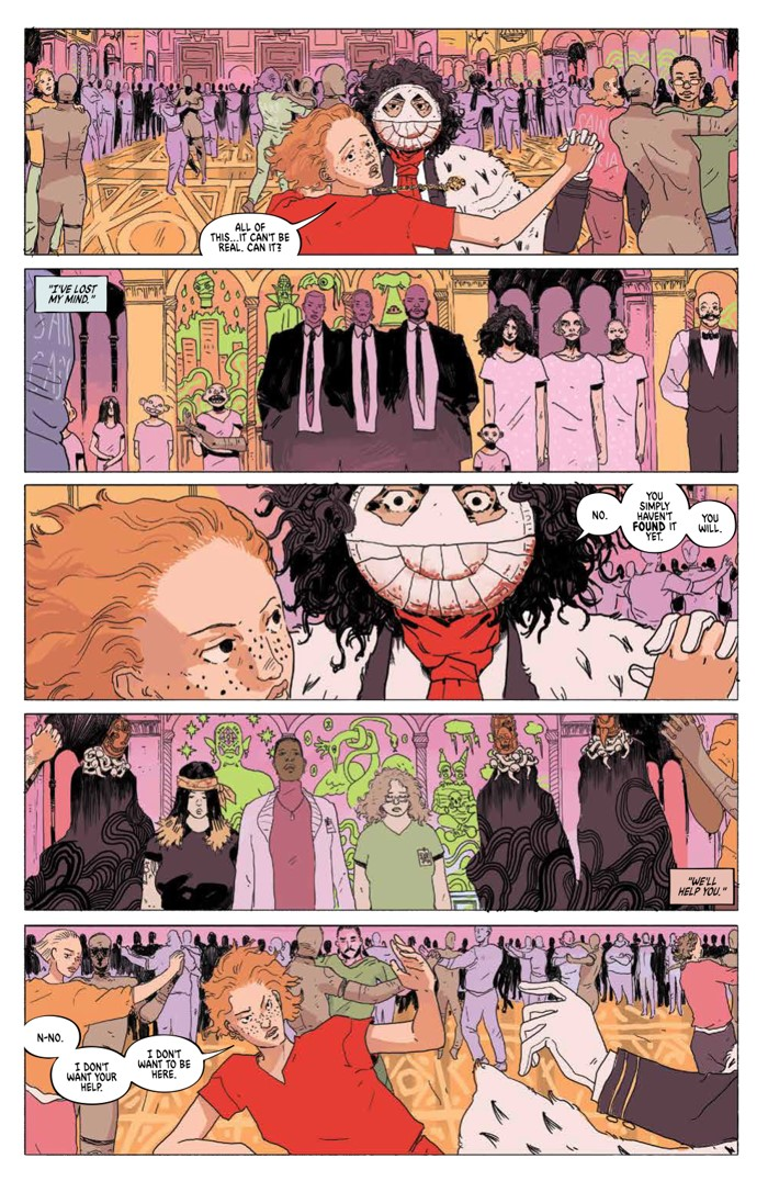 Unsound_006_PRESS_5 ComicList Previews: THE UNSOUND #6