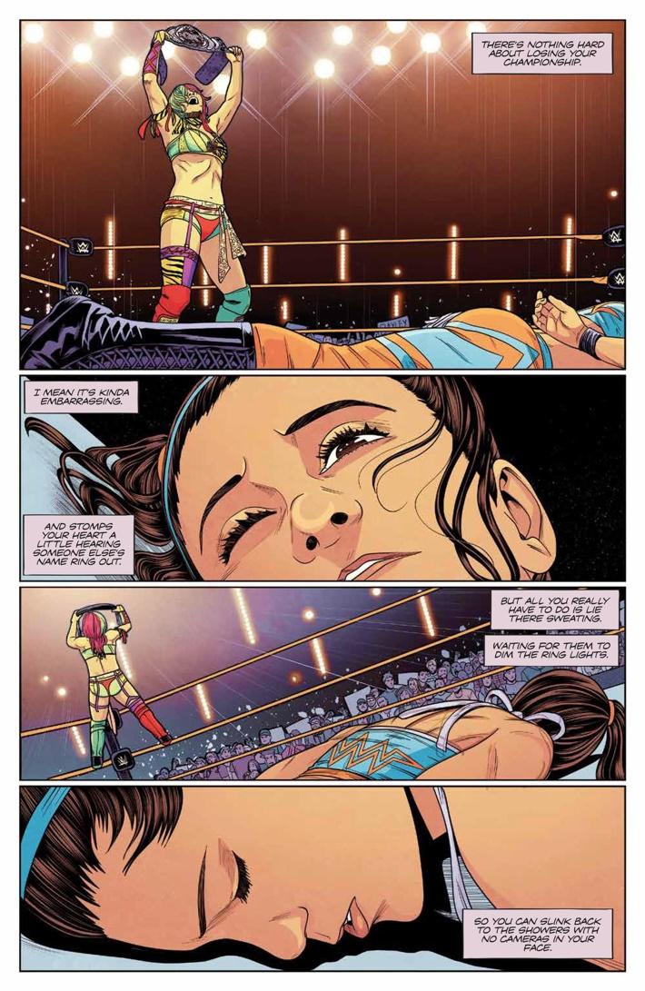WWE_017_PRESS_4 ComicList Previews: WWE #17