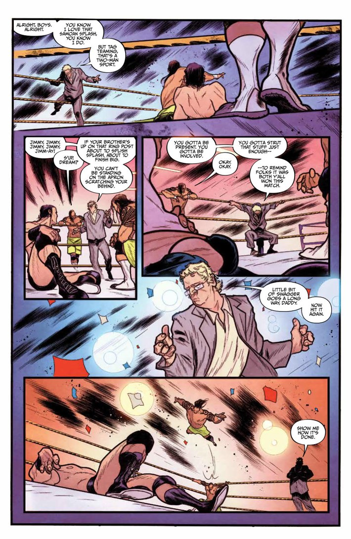 WWE_NXTTakeover_SC_PRESS_11 ComicList Previews: WWE NXT TAKEOVER TP