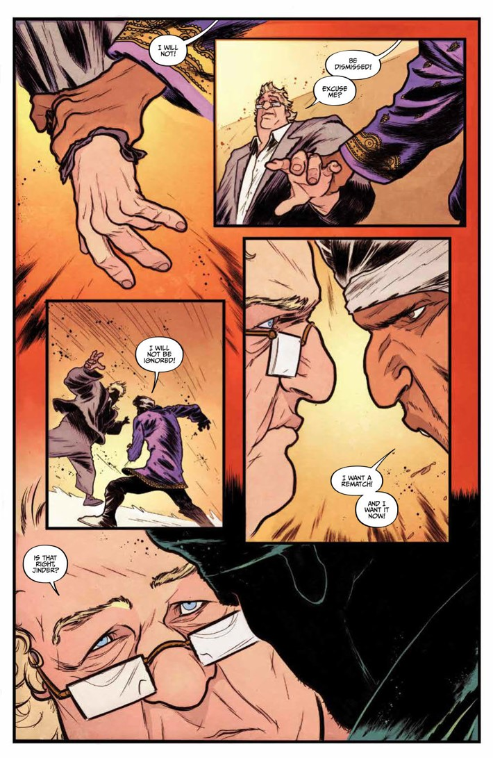 WWE_NXTTakeover_SC_PRESS_14 ComicList Previews: WWE NXT TAKEOVER TP