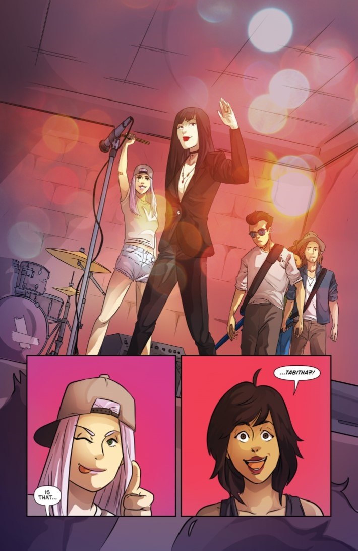 WeAreTheDanger-01-07 ComicList Previews: WE ARE THE DANGER #1