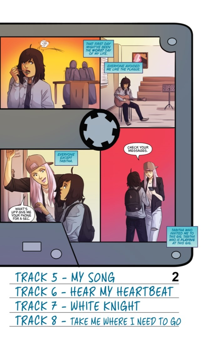 WeAreTheDanger-01-09 ComicList Previews: WE ARE THE DANGER #1