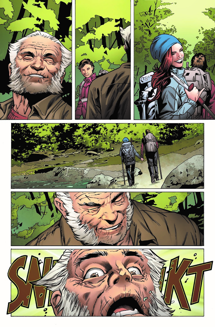 Weapon_X_1_Preview_1 ComicList Preview: WEAPON X #1