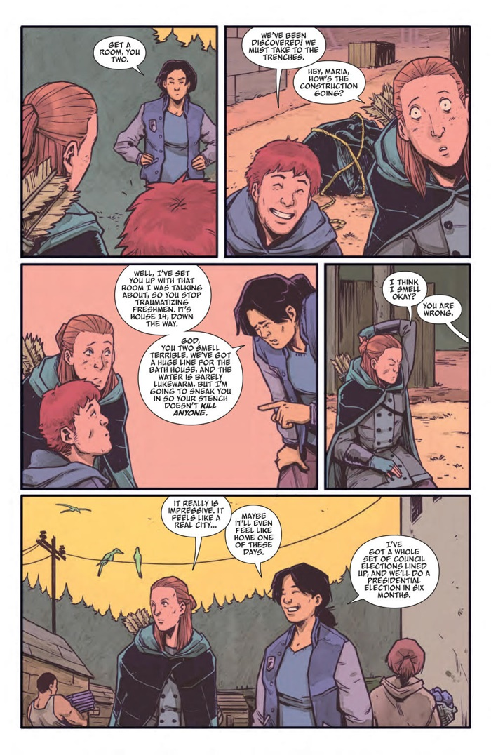 Woods_v6_TP_PRESS_10 ComicList Preview: THE WOODS VOLUME 6 TP