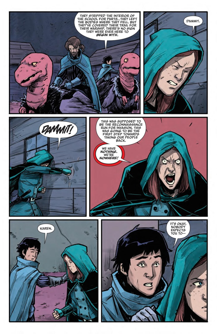 Woods_v6_TP_PRESS_14 ComicList Preview: THE WOODS VOLUME 6 TP
