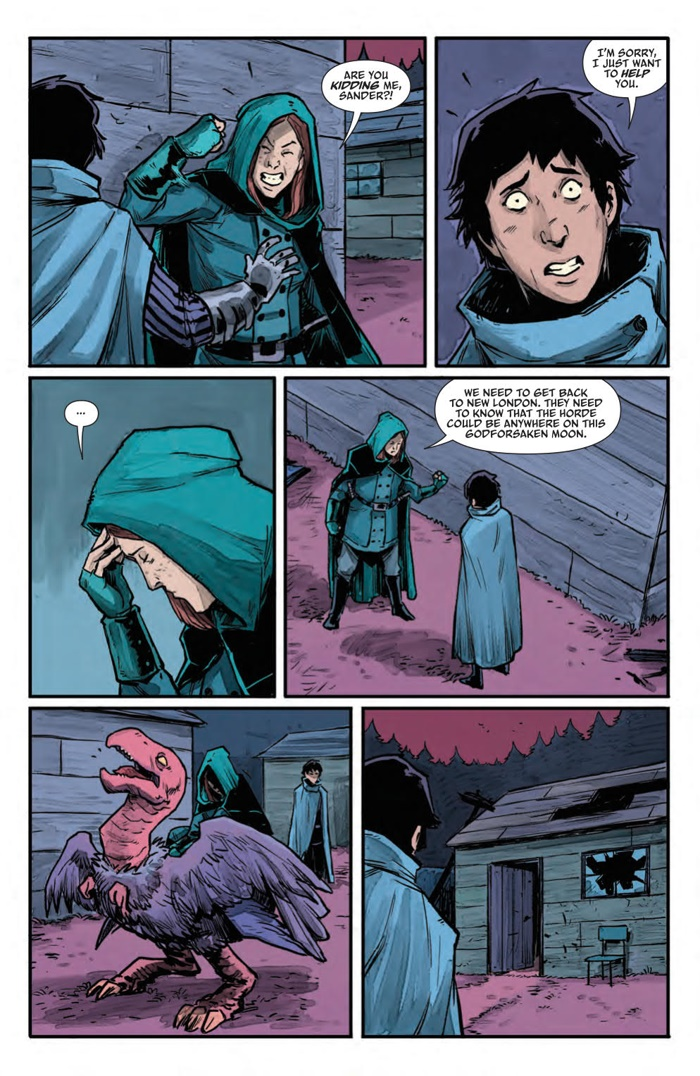 Woods_v6_TP_PRESS_15 ComicList Preview: THE WOODS VOLUME 6 TP