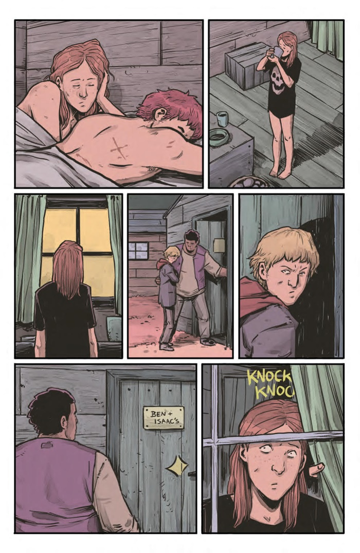Woods_v6_TP_PRESS_17 ComicList Preview: THE WOODS VOLUME 6 TP