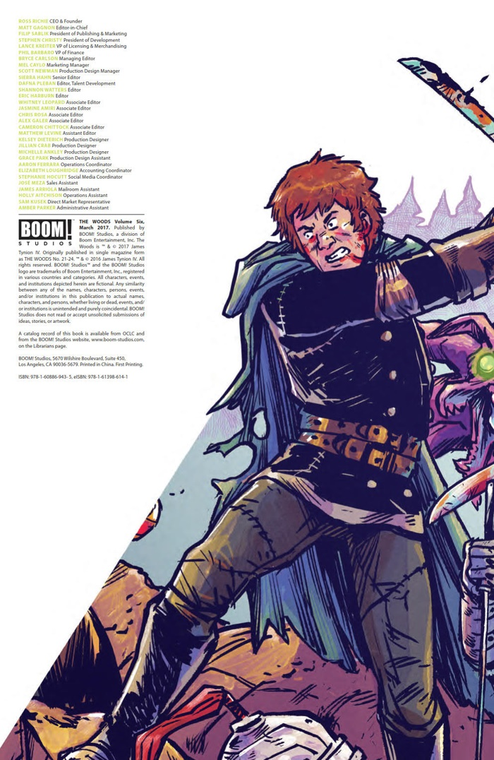 Woods_v6_TP_PRESS_4 ComicList Preview: THE WOODS VOLUME 6 TP