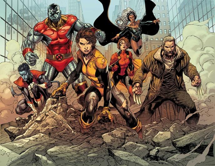 X-Men_Gold_1_Preview_1 ComicList Preview: X-MEN GOLD #1