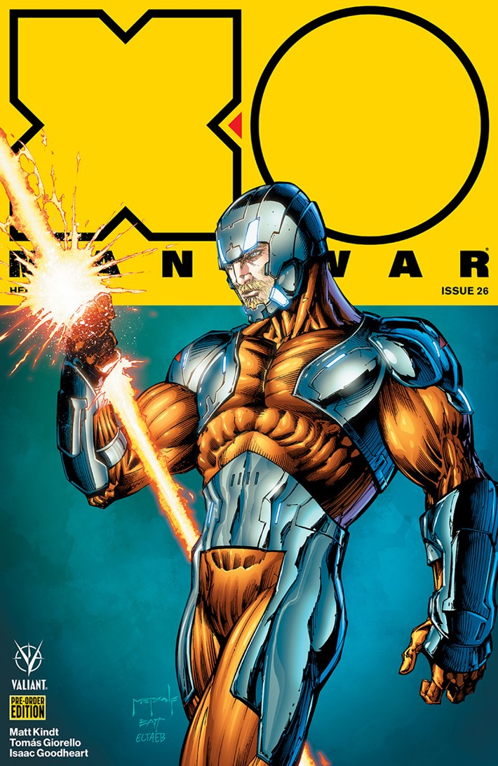 X-O_2017_026E ComicList: Valiant Entertainment New Releases for New Releases for 04/17/2019
