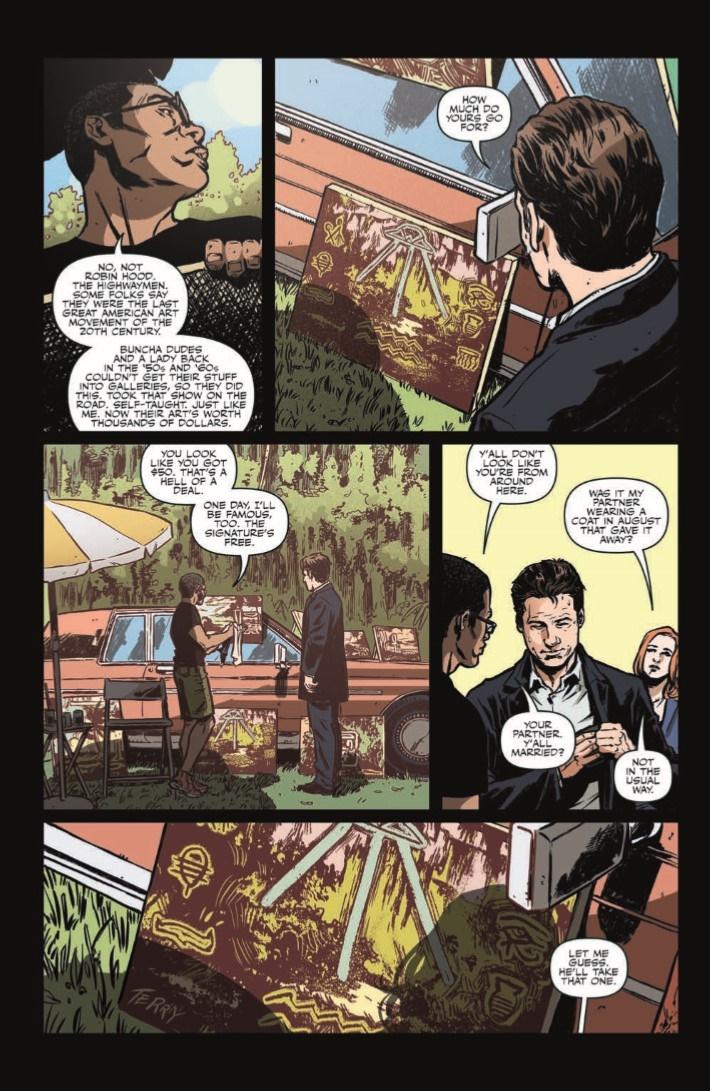 XFiles_CaseFiles_Florida_Man_01-pr-6 ComicList Previews: THE X-FILES CASE FILES FLORIDA MAN #1