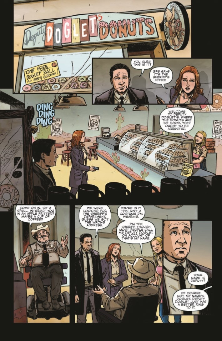 XFiles_Case_Files_Hoot_Goes_There_01-pr-6 ComicList Previews: THE X-FILES CASE FILES HOOT GOES THERE #1