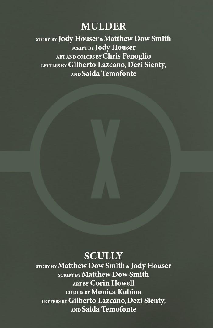 XFiles_Origins_v2-pr-3 ComicList Previews: THE X-FILES ORIGINS VOLUME 2 DOG DAYS OF SUMMER TP