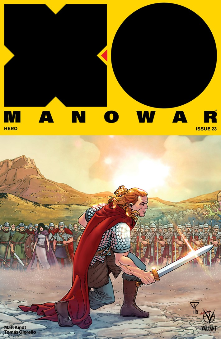 XO2017_023_VARIANT-INTERLOCKING_PORTELA-1 ComicList Previews: X-O MANOWAR #23