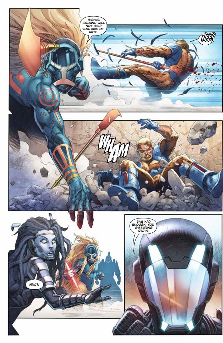 XO25_PREVIEW_4 ComicList Previews: X-O MANOWAR #25