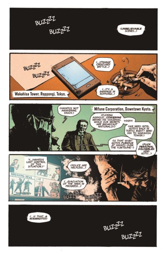 YDK_04-pr-3 ComicList Preview: YAKUZA DEMON KILLERS #4