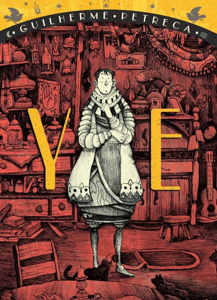 YE-pr-1 ComicList Previews: YE TP