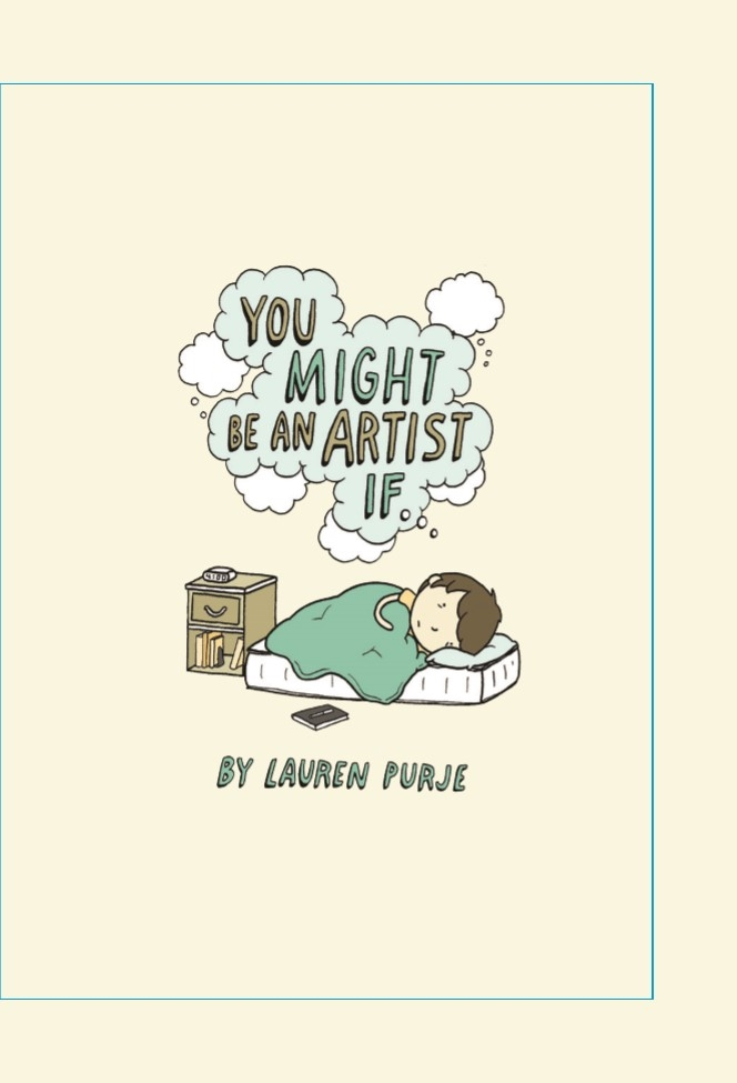 YMBAAI_HC-pr-1 ComicList Preview: YOU MIGHT BE AN ARTIST IF HC