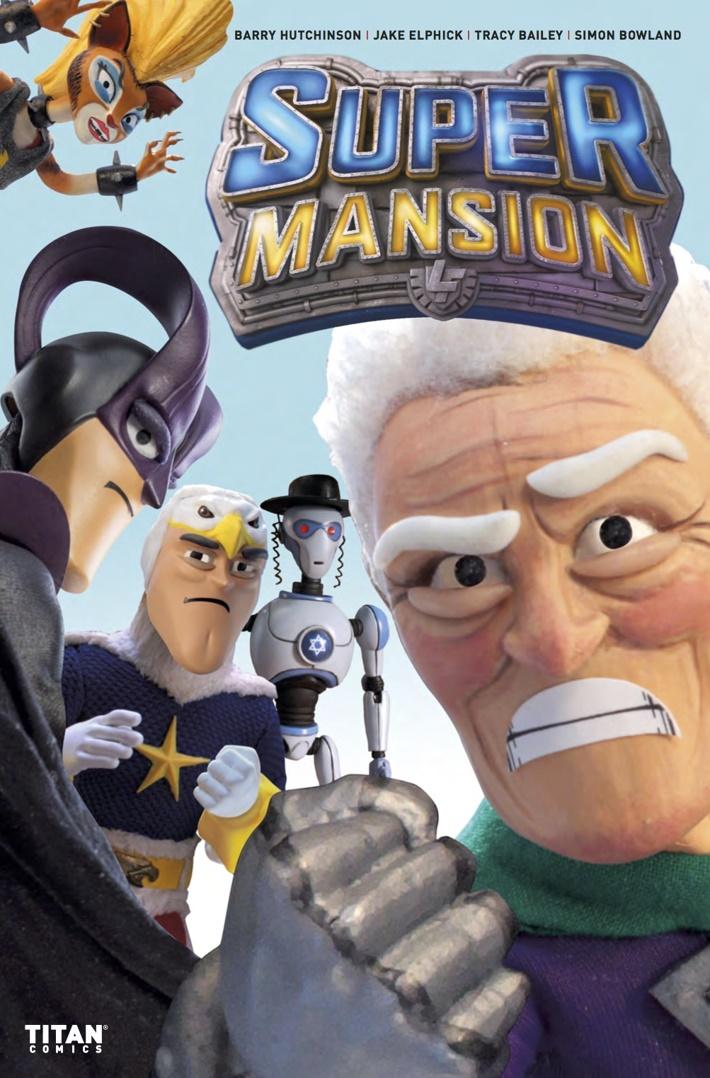 supermansion_1_CvrB ComicList Previews: SUPERMANSION #1
