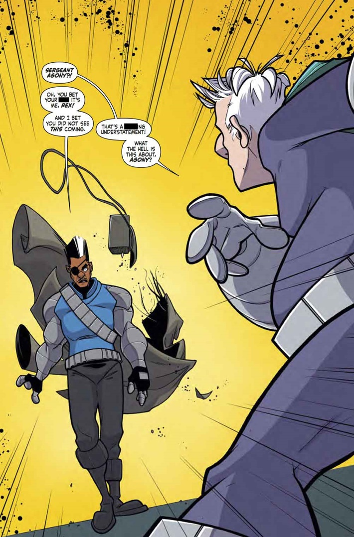 supermansion_2_Pg4 ComicList Previews: SUPERMANSION #2