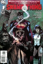 1011595 Geek Goggle Reviews: Brightest Day Aftermath The Search For Swamp Thing #1
