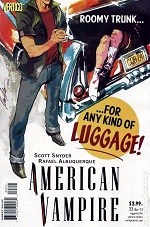 1096111 Geek Goggle Reviews: American Vampire #23