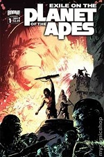 1105327 Geek Goggle Reviews: Exile On The Planet Of The Apes #1