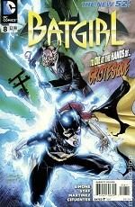 1109999 Geek Goggle Reviews: Batgirl #8