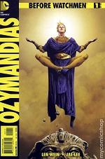 1122691 Geek Goggle Reviews: Before Watchmen Ozymandias #1