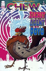 1123513 Geek Goggle Reviews: Chew Secret Agent Poyo #1