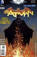 1123825 Geek Goggle Reviews: Batman #11