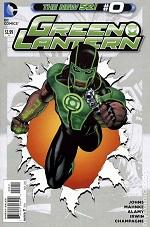 1133543 Geek Goggle Reviews: Green Lantern #0