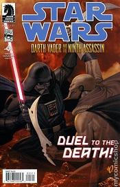 1480589 Geek Goggle Reviews: Star Wars Darth Vader And The Ninth Assassin #5
