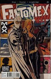 1541318 Geek Goggle Reviews: Fantomex MAX #1