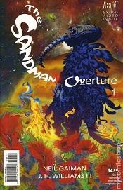 1595924 Geek Goggle Reviews: The Sandman Overture #1