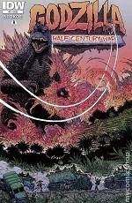 769153 Geek Goggle Reviews: Godzilla Half Century War #2
