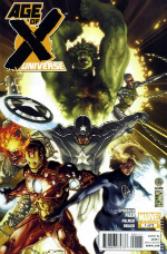 975869 Geek Goggle Reviews: Age Of X Universe #1