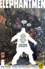 976105 Geek Goggle Reviews: Elephantmen Man And Elephantman #1