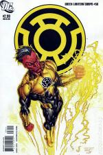 GreenLanternCorps56 Geek Goggle Reviews: Green Lantern Corps #56