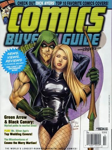 cbg1634 Comic Buyer's Guide #1634