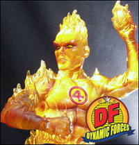 humantorchcontest Ultimate Fantastic Four Human Torch Contest