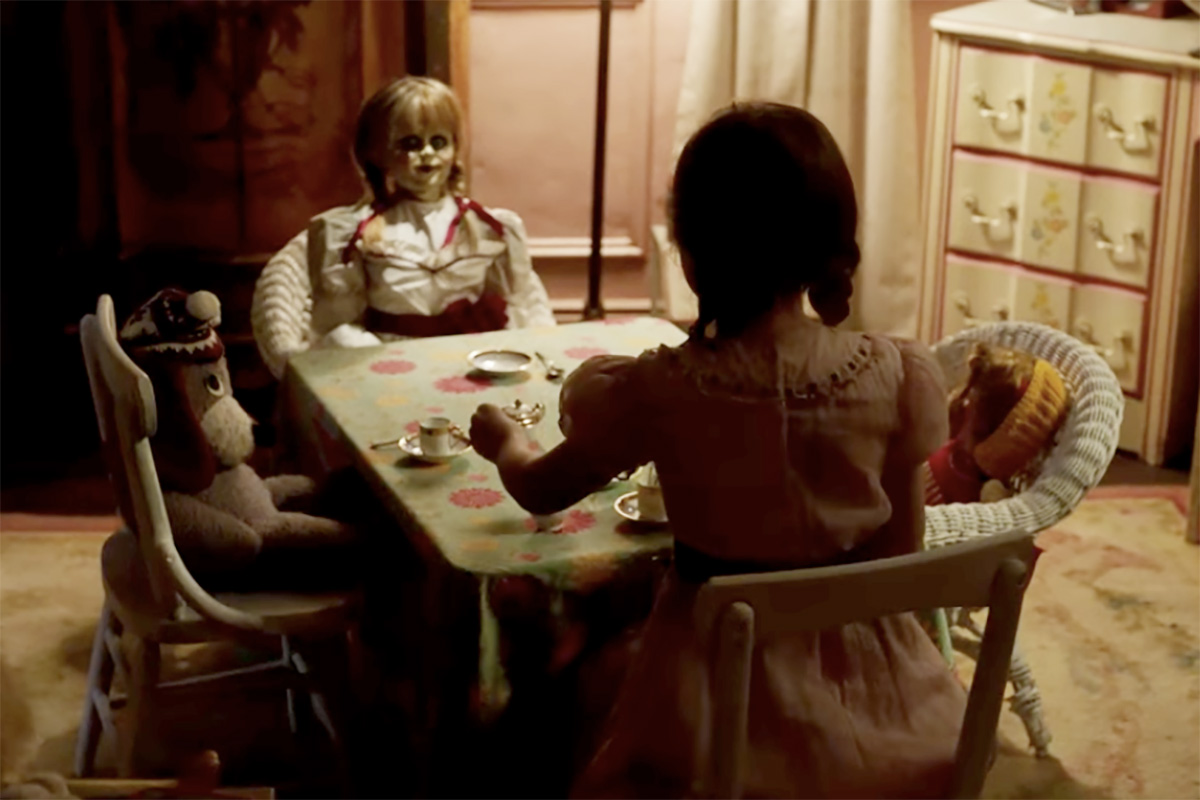 'Annabelle: Creation' becomes the fourth film to pass $100 million mark worldwide